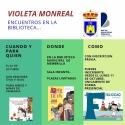 Encuentros en la Biblioteca: Violeta Monreal