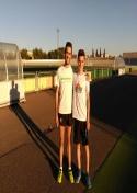 Ismael Quiñones y Carlos Moraleda defenderán los colores de Castilla La Mancha este fin de semana en sus respectivos campeonatos de España
