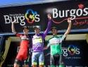 Sergio Pardilla gana la etapa reina de la vuelta a Burgos y queda a un segundo de la victoria en la general.