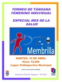 Torneo de Tángana Femenino Individual