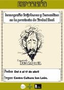 """Exposición sobre """"Iconografía Quijotesca y Cervantina"""""""