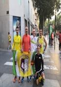 VI edición del Maratón de Murcia: los atletas de Membrilla consiguen dos podios y billete para el Campeonado de España de 100 km.