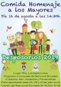 Comida Homenaje a los Mayores Desposorios 2019