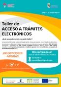 Taller de Acceso a Trámites Electrónicos