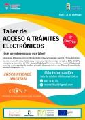 Taller de ACCESO A TRÁMITES ELECTRÓNICOS 2ª Edición