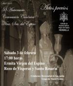 50 aniversario de la coronación canónica de Ntra. Sra. del Espino