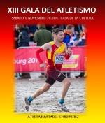 XIII Gala del Atletismo