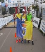 Éxito de nuestros Atletas locales en el campeonato de España de 100 kilómetros en ruta.