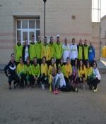 34 atletas del Club Atletismo Membrilla tomaron parte en los 10k de Socuellamos