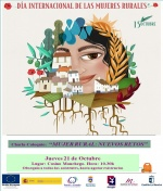 Charla Coloquio-Día Internacional de las Mujeres Rurales