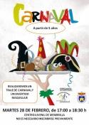 Carnaval en el Centro Juvenil