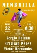 2ª Edición del Trofeo Ferimel para Jóvenes promesas de la Tauromaquia