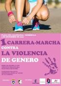 Carrera-Marcha contra la violencia de género