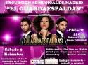 """Viaje a Madrid al musical """"El Guardaespaldas"""" con MembriJoven"""