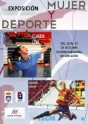 """Exposición""""Mujer y Deporte"""""""