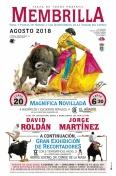 Espectáculo Taurino Desposorios 2018