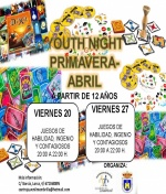 Youth Night Primaveral