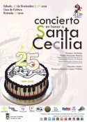 """Concierto de Santa Cecilia de la A. Musical Maestro """"Emilio Cano"""""""