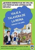 Excursión a las Fiestas de Mondas en Talavera de la Reina