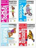 Actividades Deportivas Desposorios 2021