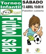 Torneo de Fútbol Sala Infantil