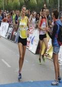 Gran resultado de María José Cano en el Campeonato de España de 10 km Ruta