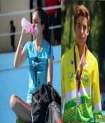 Alicia Mejía y Pedro Muñoz se proclaman subcampeones regionales absolutos de Salto de longitud y salto de altura respectivamente.