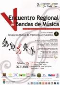 V Encuentro Regional del Bandas de Música